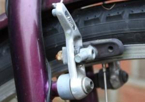 Fahrradbremse - Bremsbacken