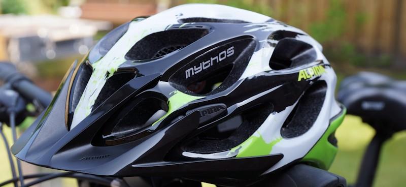 fahrradhelm alpina mythos 2 im fokus und test