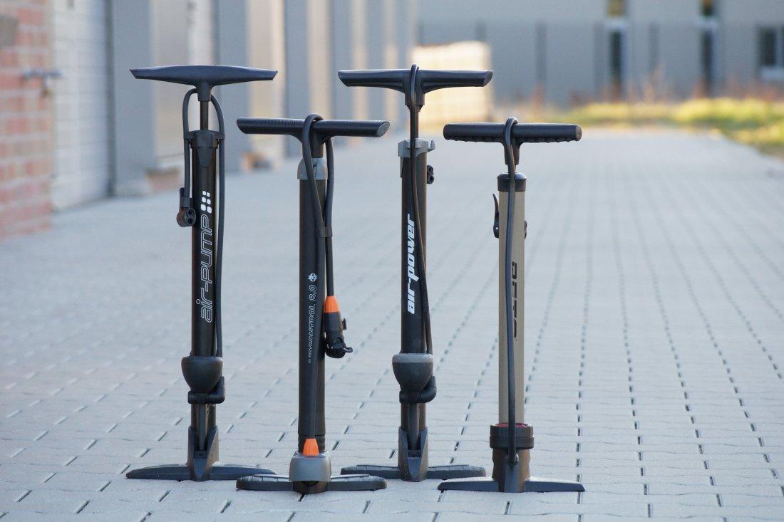 Fahrradpumpe Test Die Richtige Luftpumpe Finden