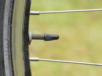 Fahhrradventil Franzoesisches