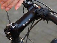 Aheadset vom Fahrrad