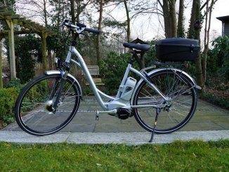 Elektrofahrrad Pedelec Flyer BikeTec