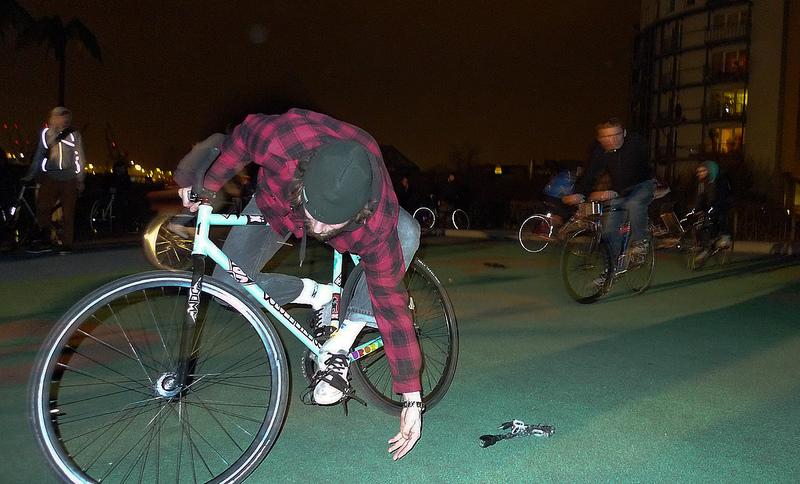 Fahrradfahrer - Promillegrenze für Fahrradfahrer