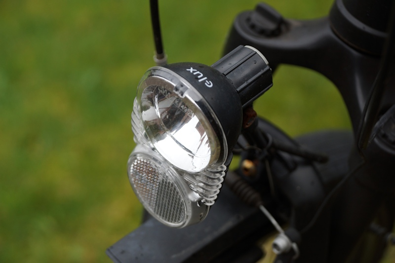Fahrradlampe Vorne
