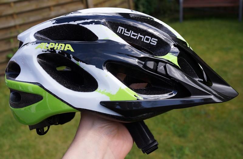 Fahrradhelm Alpina Mythos 2