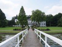 Rosengarten Bad Zwischenahn und altes Kurhaus