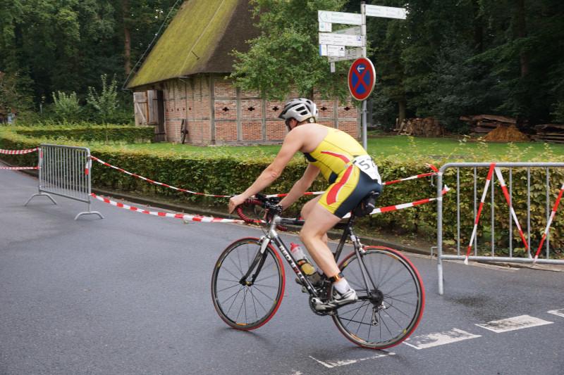 Bärentriathlon Bad Zwischenahnradfahrer rennrad triathlet