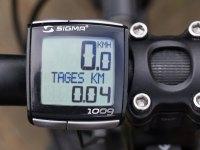 Fahrradcomputer Test Sigma 1009 Fahrradtacho