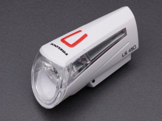 Fahrradlampe aus dem Fahrradbeleuchtung Test - Trelock LS 450 Akku