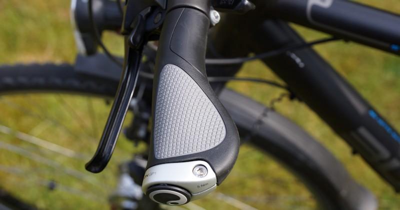 Ergon GP1 L Handgriff am Fahrrad