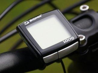 Sigma 1009 Fahrradtacho