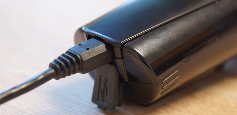 USB charging port LS 750