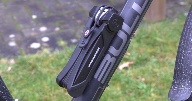 Folding Trelock FS 455 Test