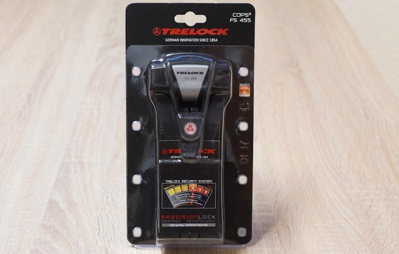 Trelock FS 455 original packaging