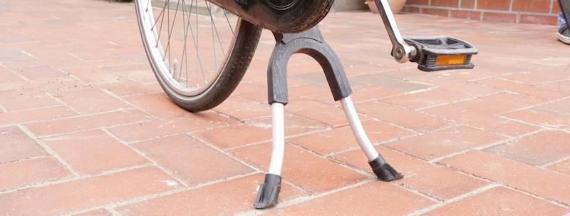 Zweibein Fahrradständer