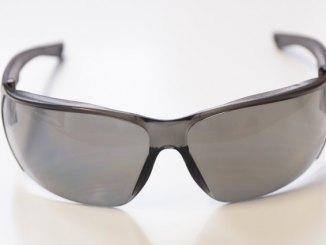Fahrradbrille Uvex getönte Gläser