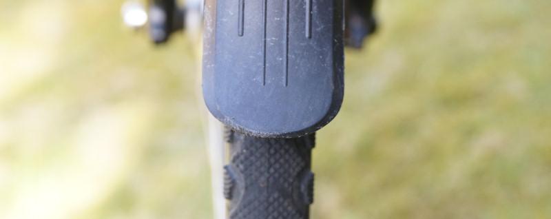 Schutzblech brreiter als Reifen