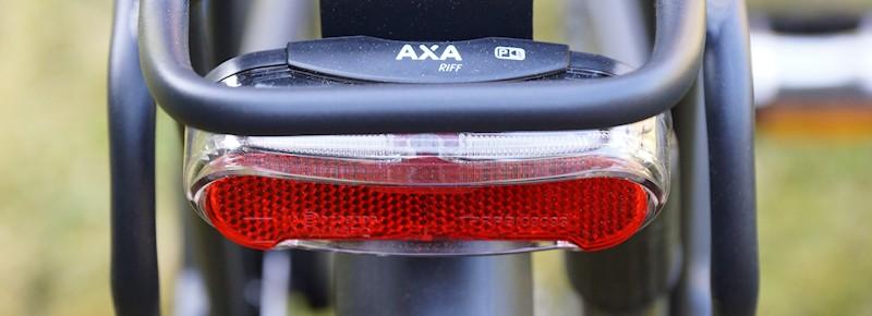 AXA Rücklicht mit Standlichtfunktion