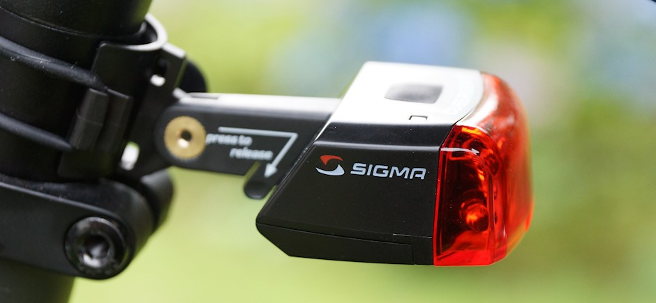 Cuberider 2 Sigma Rücklicht-led