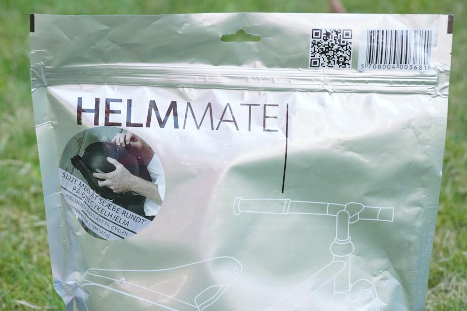Helmmate Verpackung