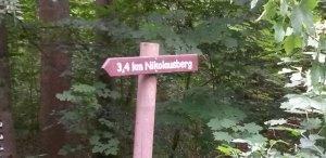 Schild Nikolausberg
