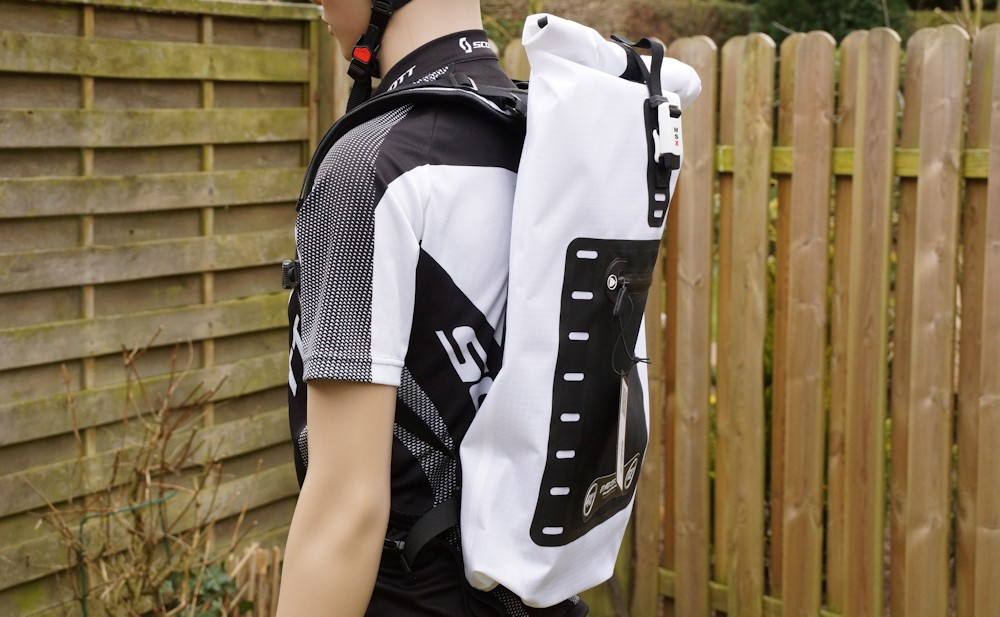 Bicycle backpack Mainstream MSX Backpack 48 °