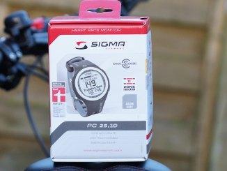 Sigma PC 25.10 Pulsuhr mit Brustgurt