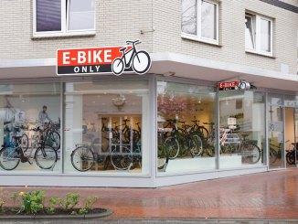 E-Bike Only Geschäft in Bad Zwischenahn