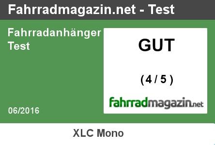 XLC Mono Testergebnis