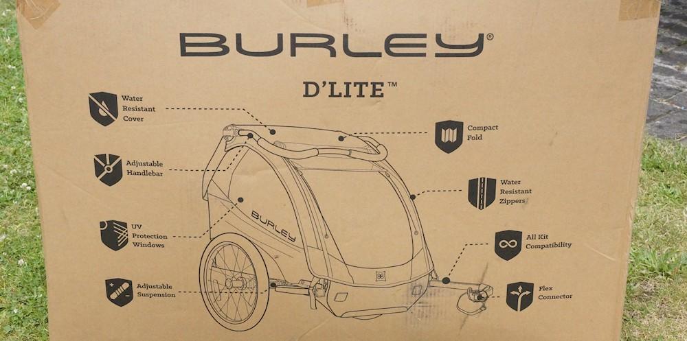 Burley D'lite Karton