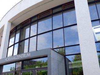 Hörsaal an der Uni Oldenburg