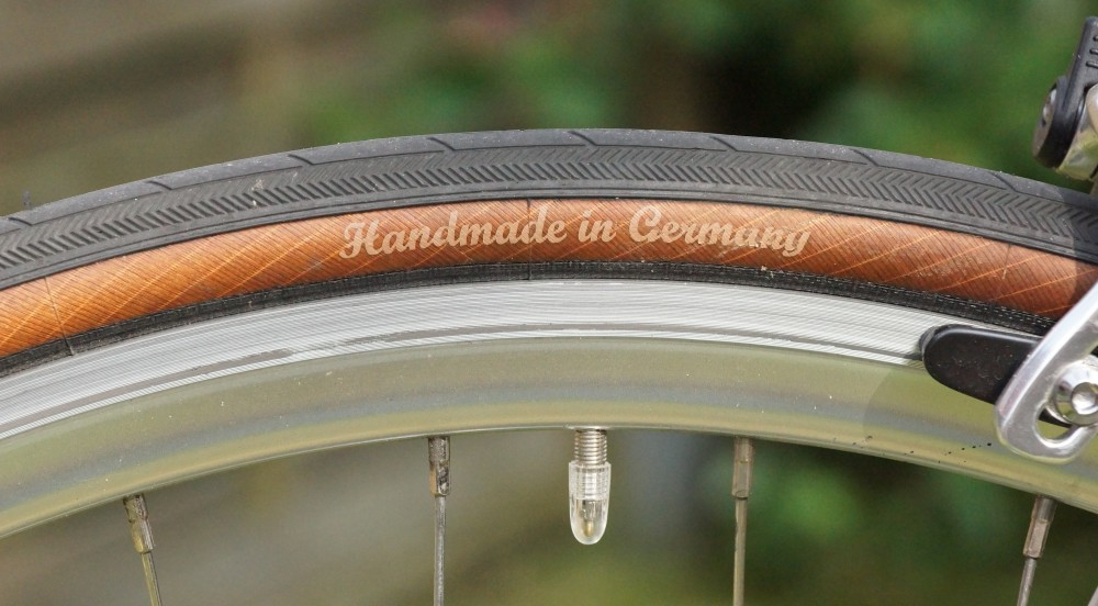 Fahrradreifen Handmade in Germany