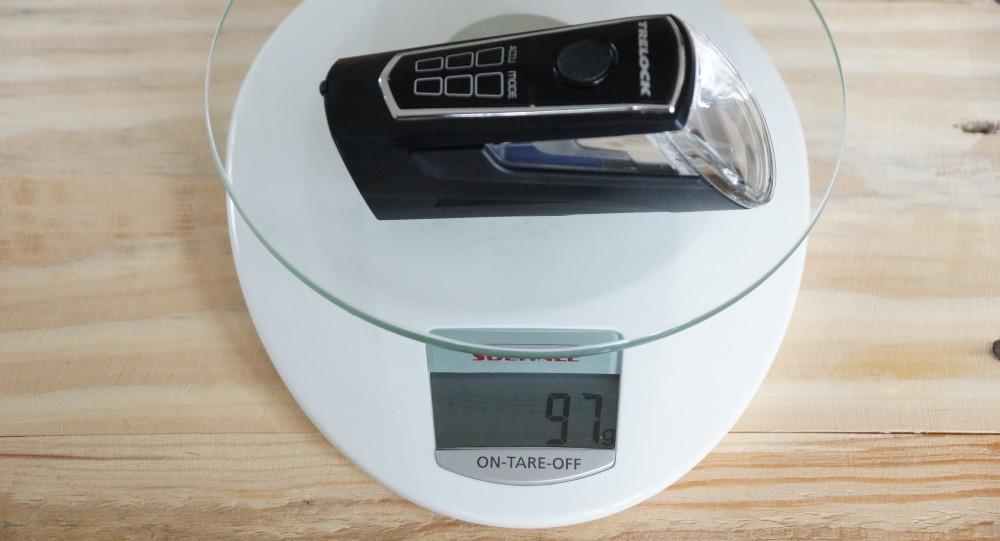 Gewicht der LS 560