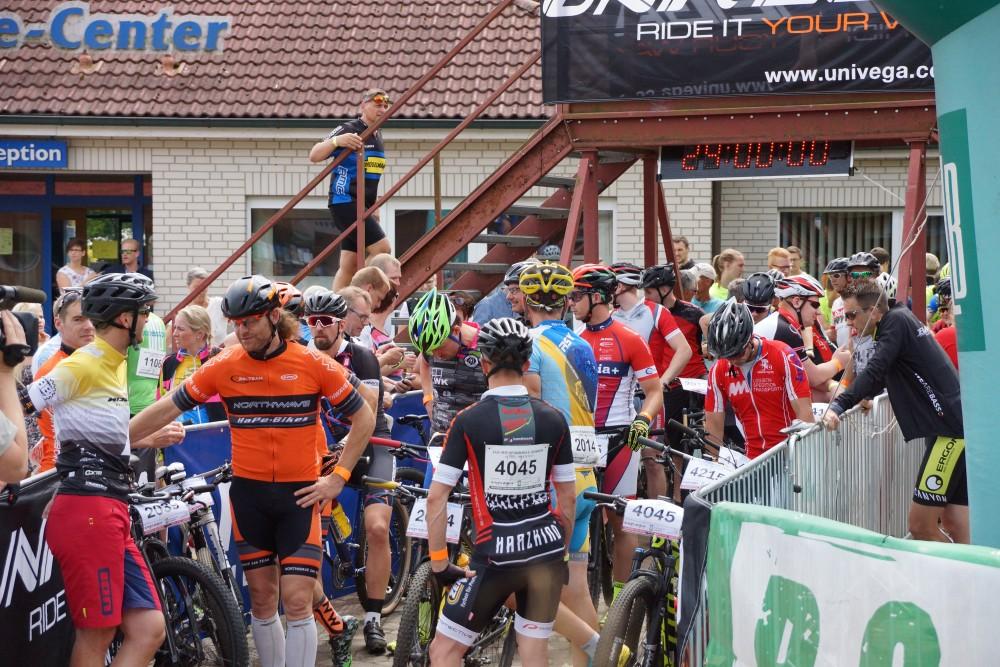 24 Stunden MTB Rennen am Alfsee
