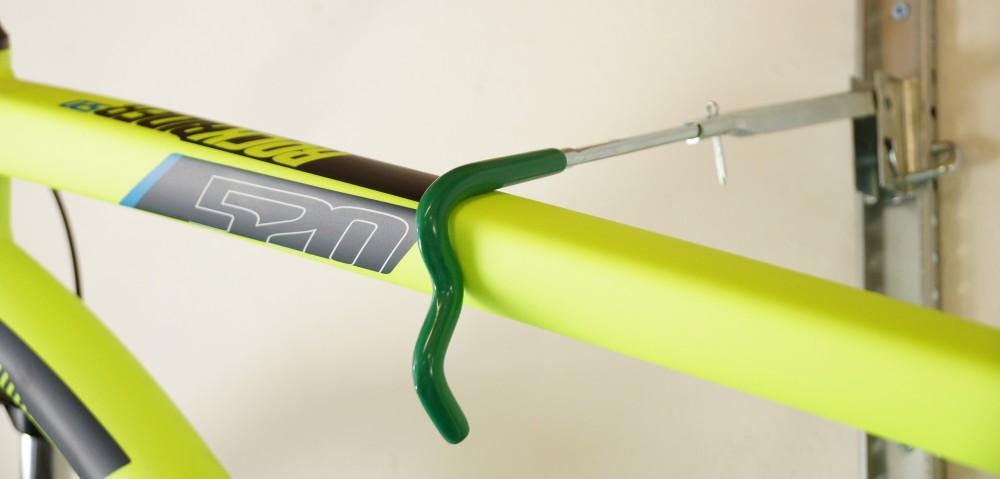 fahrrad wandhalterung test das fahrrad platzsparend abstellen. Black Bedroom Furniture Sets. Home Design Ideas