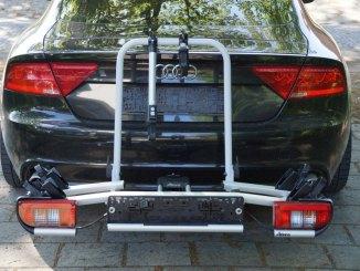 Atera Strada E-Bike ML Fahrradträger Anhängerkupplung Test