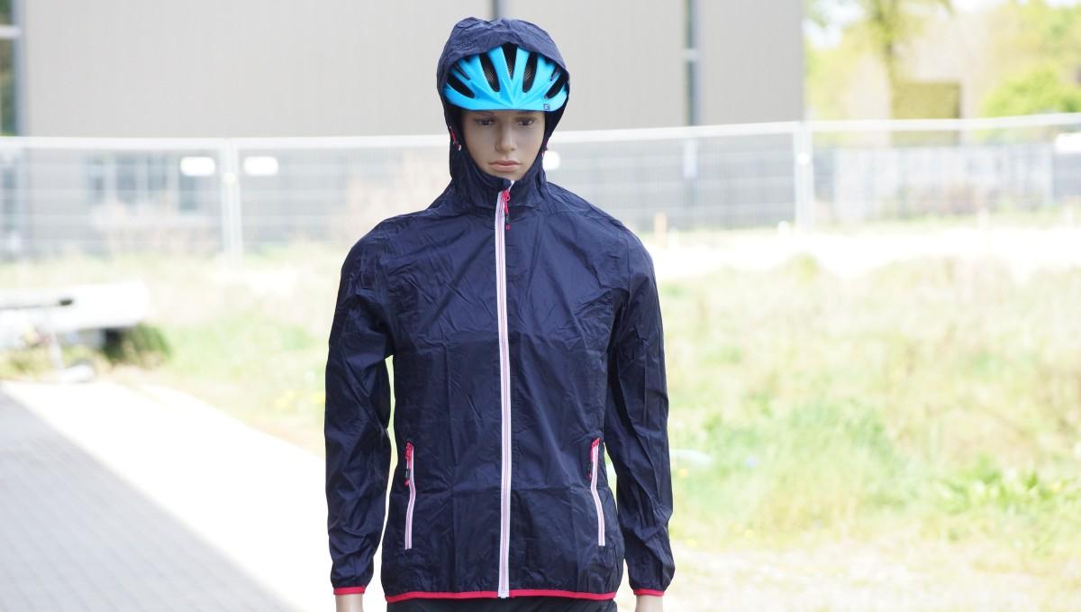 Fahrrad Regenjacke Damen