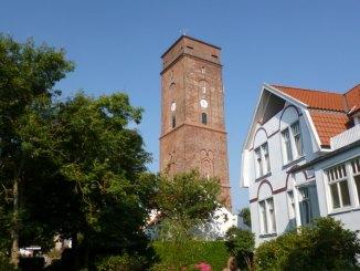 Alter Leuchtturm auf Borkum