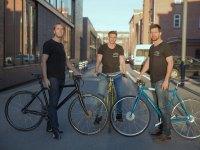 Ridetronic Gründerteam