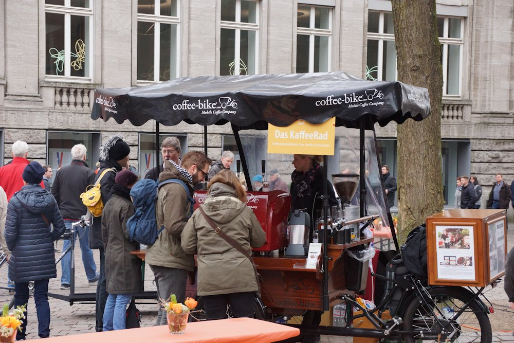 coffeebike in oldenburg