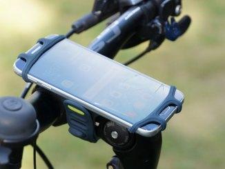 Bike Tie PRO Test Handyhalterung Fahrrad