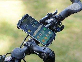 Fahrrad Handyhalterung VUP Bovon Test