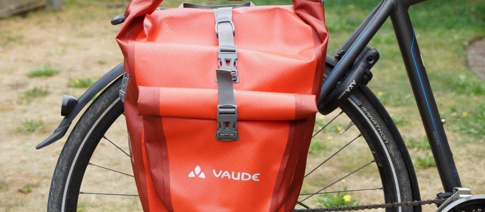 Vaude Aqua Back Plus Test