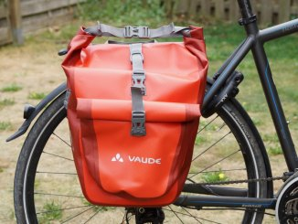 Vaude Aqua Back Plus Test