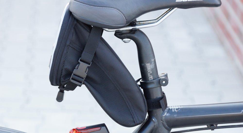 Fahrrad Satteltasche Befestigung