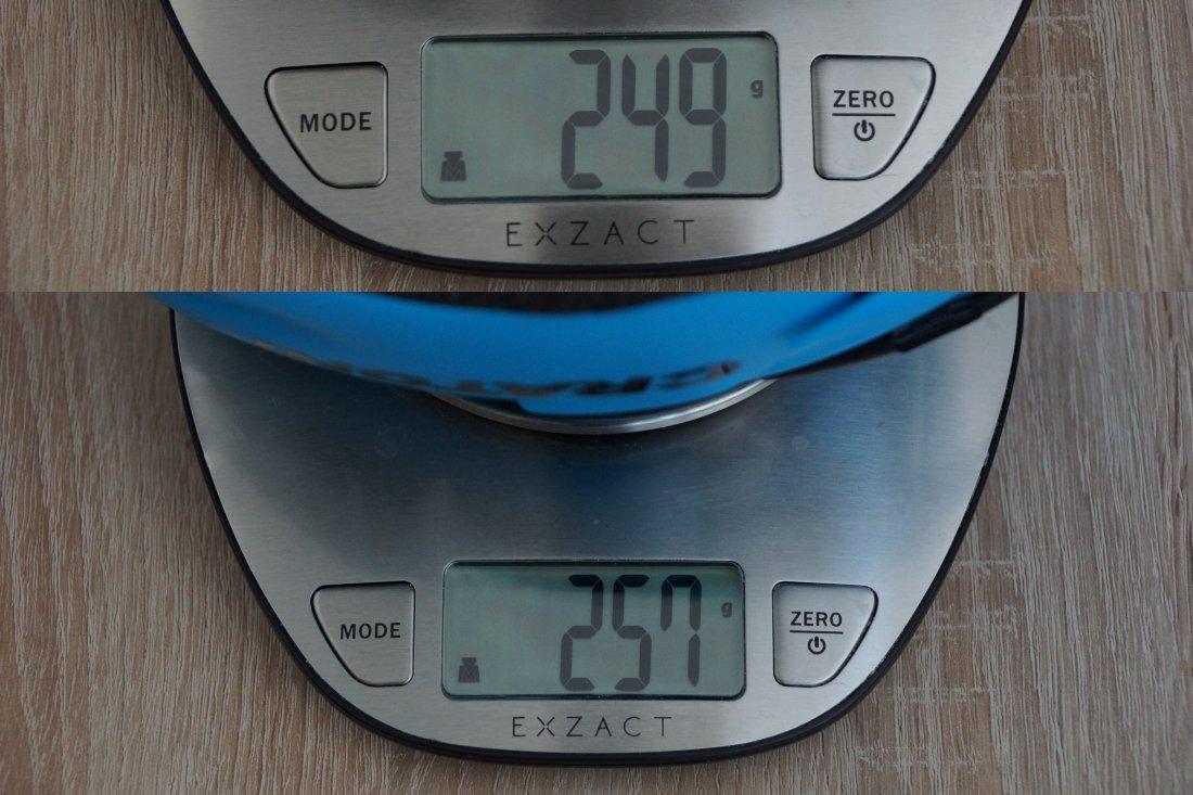 cratoni pacer gewicht
