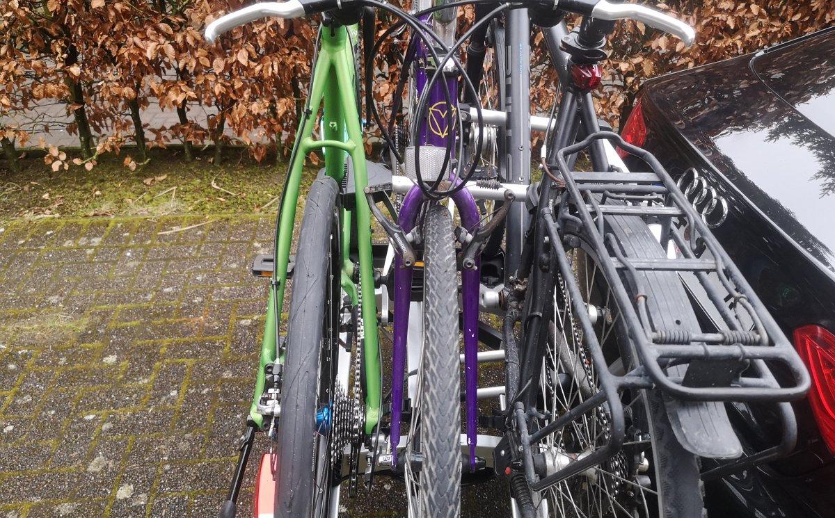Atera EVO 3 Fahrräder