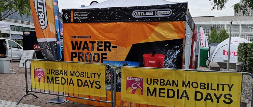 Urban Mobility Media Days