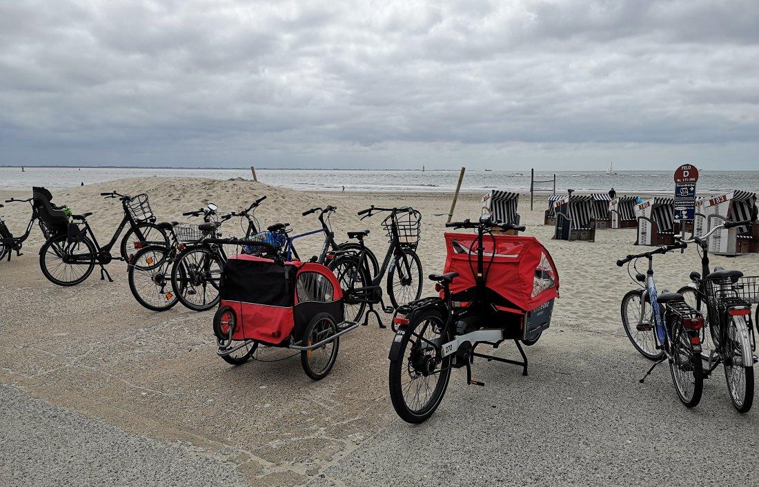 Fahrradtour Norderney