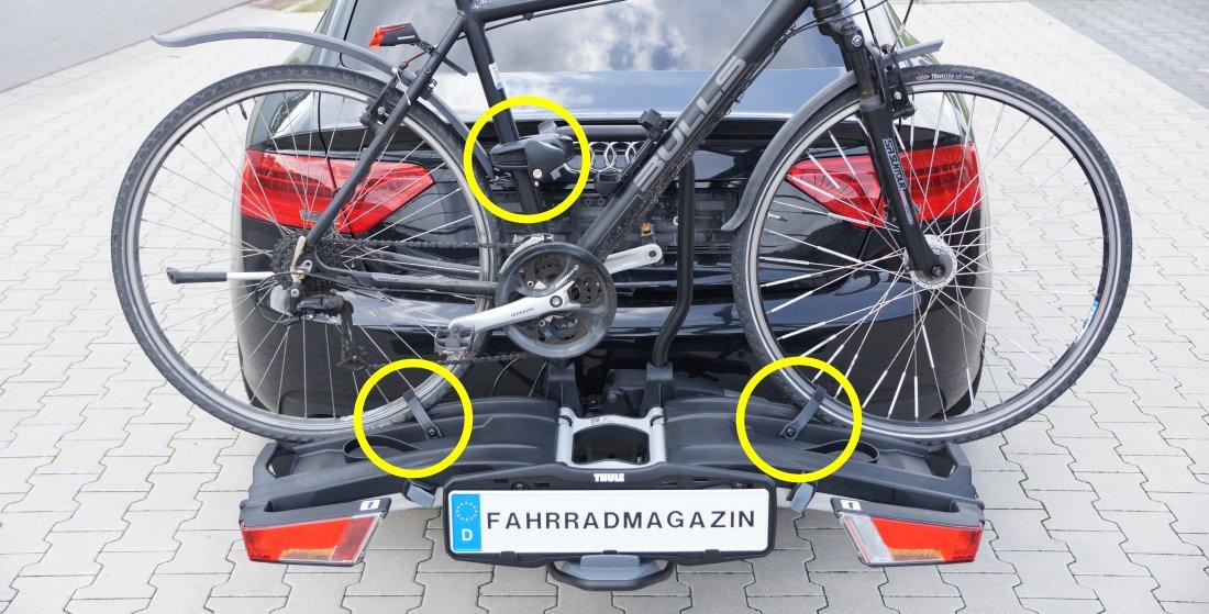Thule Easyfold XT 2 Fahrradtraeger